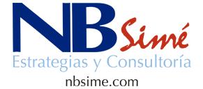 NBSimé I Comunicación Gráfica